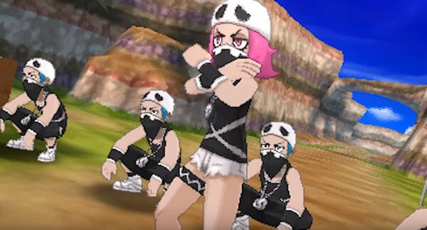 pokemon sun and moon team skull 2