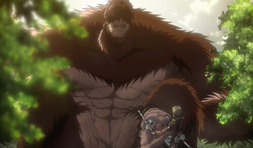 attack on titan titans 10