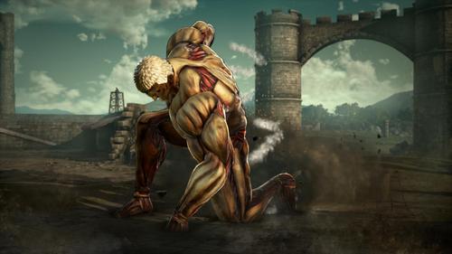 attack on titan titans 8