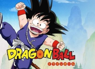 dragon ball series 10