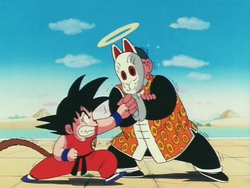dragon ball series 6