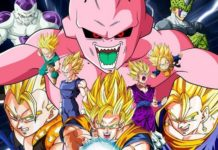 dragon ball z characters 11