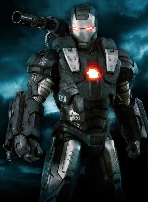 iron man suit 3