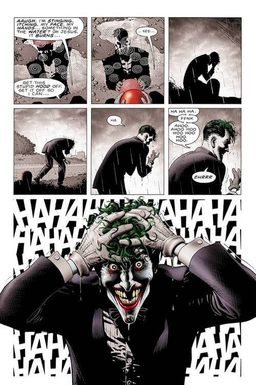 <b>Joker Origin</b>, the Most Mysterious Story in DC Universe!