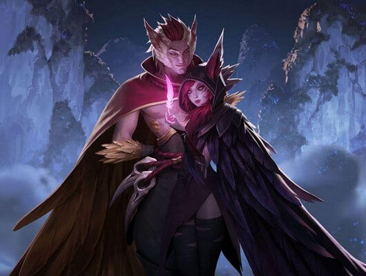 League of Legends Champions: Rakan and Xayah