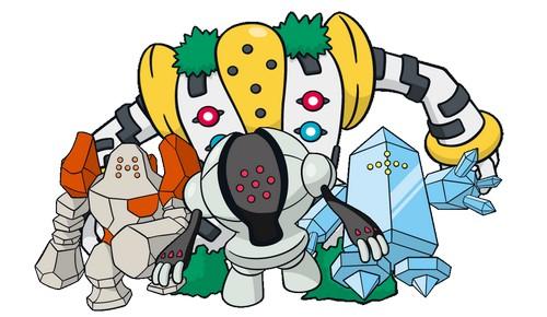 list of legendary pokemon part 2 - 1