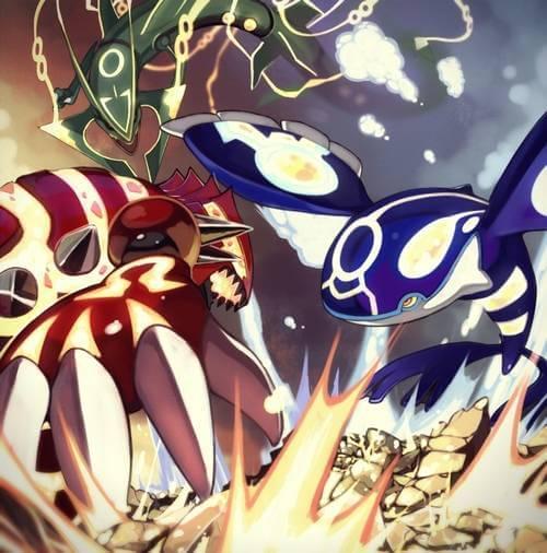 list of legendary pokemon part 2 - 12