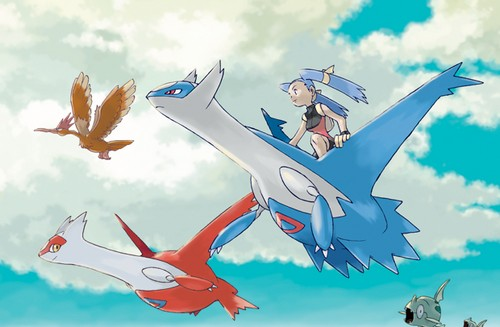 list of legendary pokemon part 2 - 5