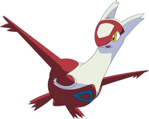 list of legendary pokemon part 2 - 6