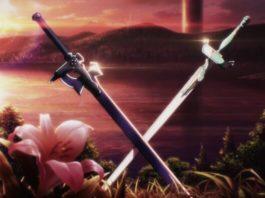 sword art online swords 11