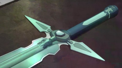 sword art online swords 1