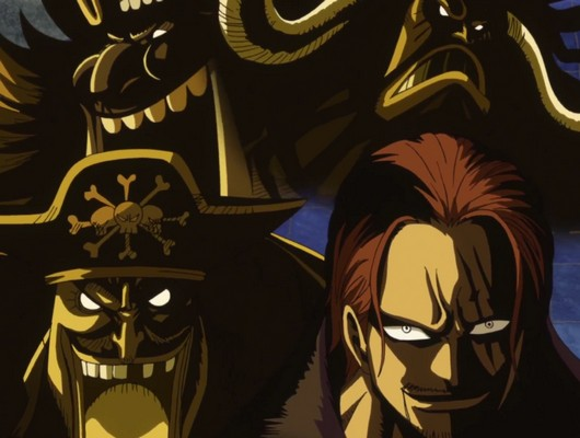 Yonko – The Four Strongest Pirates of the One Piece World